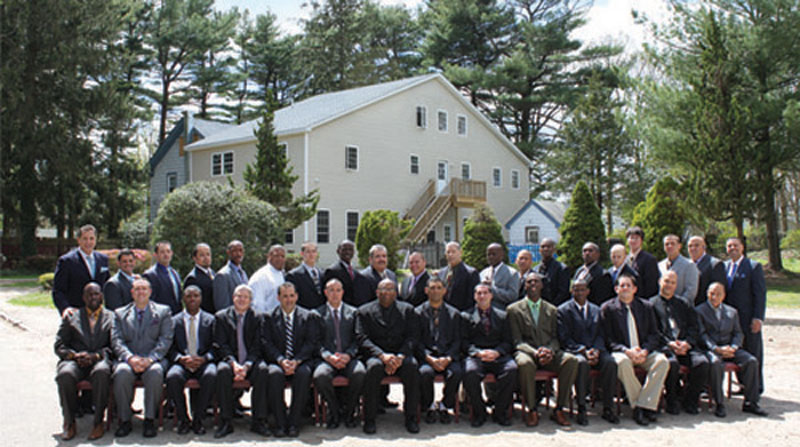 Long Island Teen Challenge – Shekinah Men's Residential Home which is the second phase home for the men's program